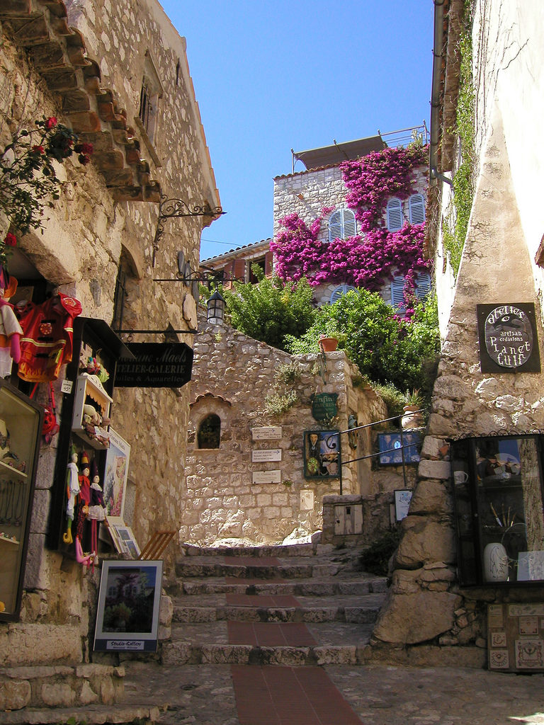 village-of-eze-france